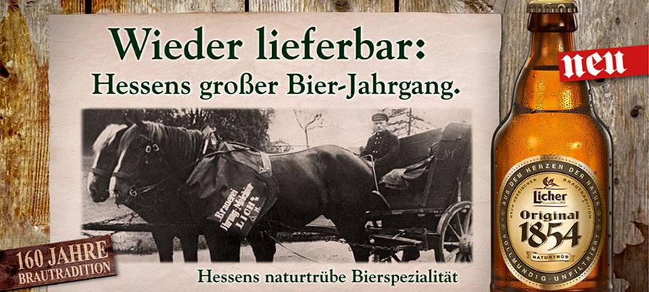 Licher-Geschichte